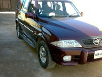 2005 SsangYong Kyron Overview