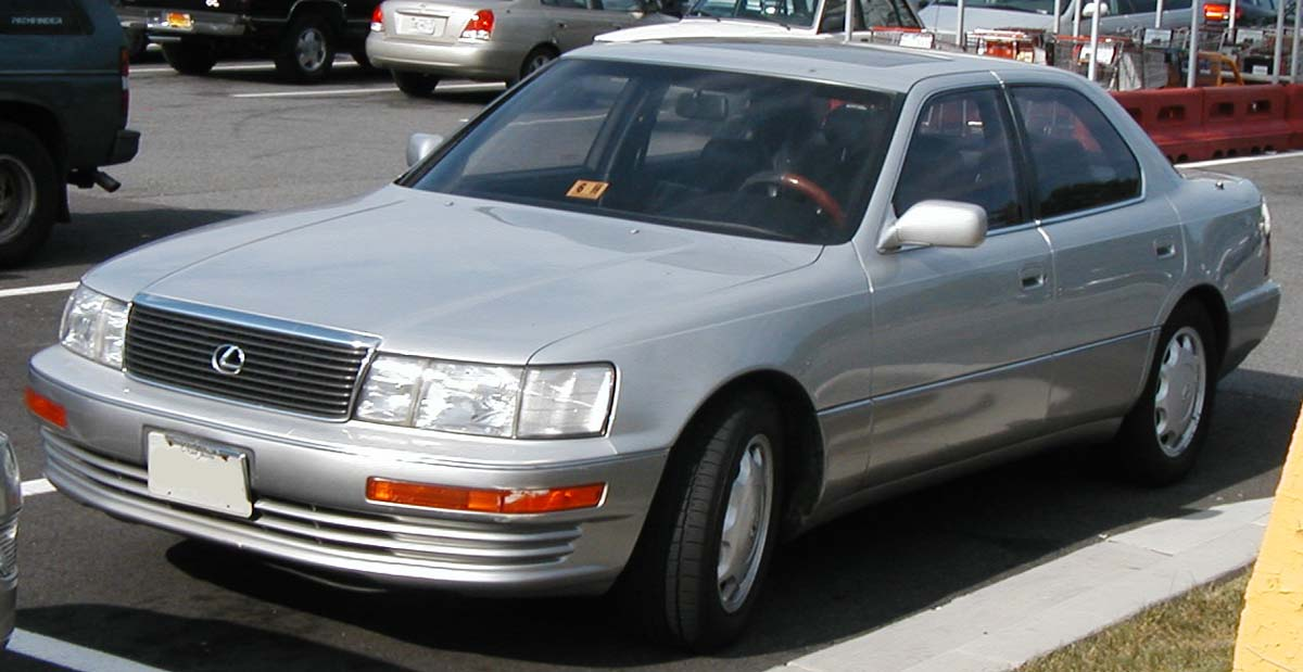 Picture of 1989 Lexus LS 400