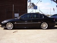 Picture of 2005 Holden Calais, exterior