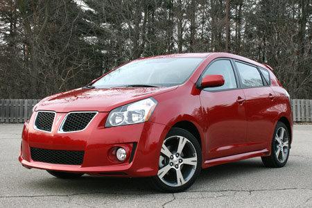 Toyota Dealers Phoenix >> 2010 Pontiac Vibe - Pictures - CarGurus