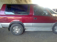 1998 Tata Safari Picture Gallery
