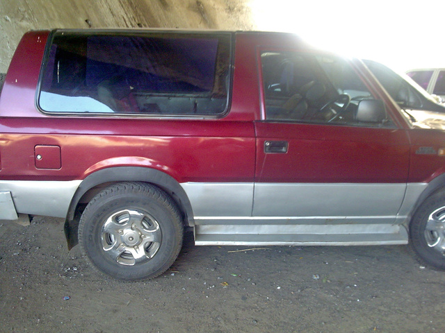 Picture of 1998 Tata Safari, exterior, gallery_worthy