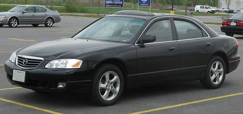 Mazda Millenia sedan