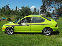 1996 Dodge Neon, 2004 Honda Civic picture, exterior