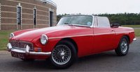 1970 MG MGB Roadster Picture Gallery