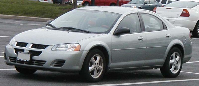 2006 Dodge Stratus - Overview - CarGurus