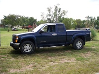 2004 GMC Canyon Overview