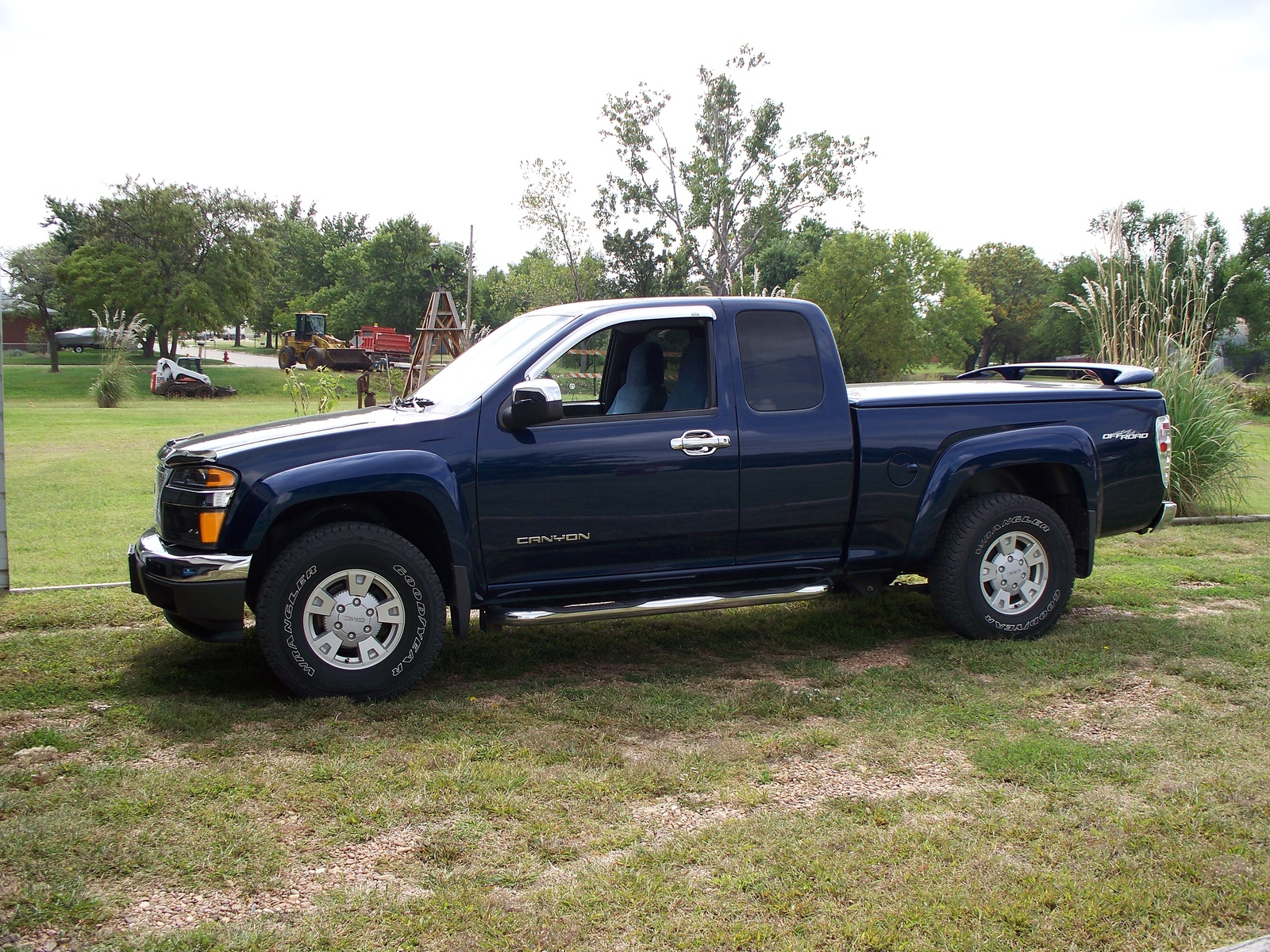 Picture of 2004 GMC Canyon SLE Z71 Ext Cab 2WD