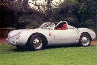 1957 Porsche 550 Spyder Overview