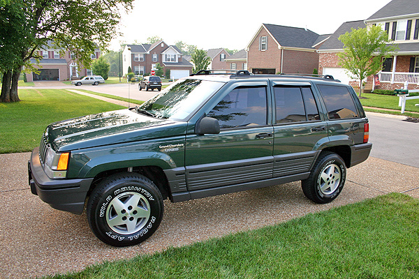 1994 Jeep Grand Cherokee - Overview