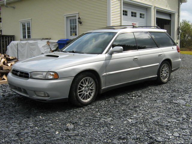 Picture of 1998 Subaru Legacy 4 Dr GT AWD Wagon