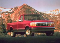 Picture of 1994 Ford F-150 S 4WD SB, exterior, gallery_worthy