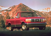 Picture of 1994 Ford F-150 S 4WD SB, exterior
