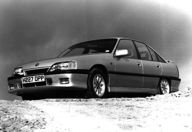 Picture of 1990 Vauxhall Carlton, exterior