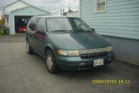 Picture of 1995 Mercury Villager, exterior