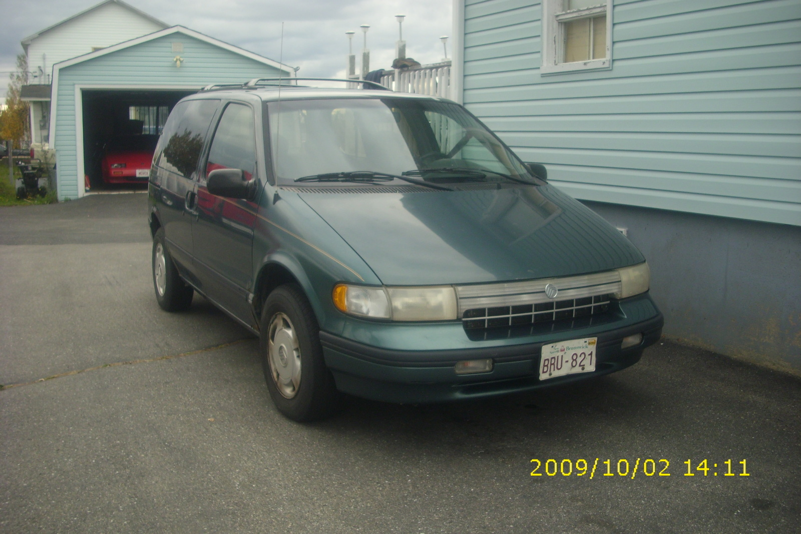 Picture of 1995 Mercury Villager
