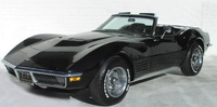 1971 Chevrolet Corvette Convertible picture