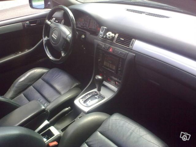 audi a6 2000 interior ~ Trends Car