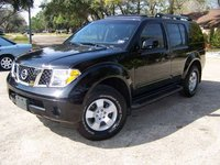 2006 Nissan Pathfinder Overview