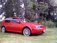 2002 Volkswagen GTI Overview