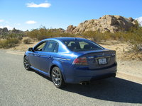Picture of 2007 Acura TL Type-S FWD, exterior, gallery_worthy