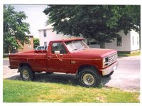 Picture of 1984 Ford F-250, exterior