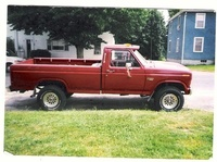 1984 Ford F-250 picture, exterior