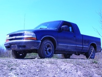 2000 Chevrolet S-10 Overview