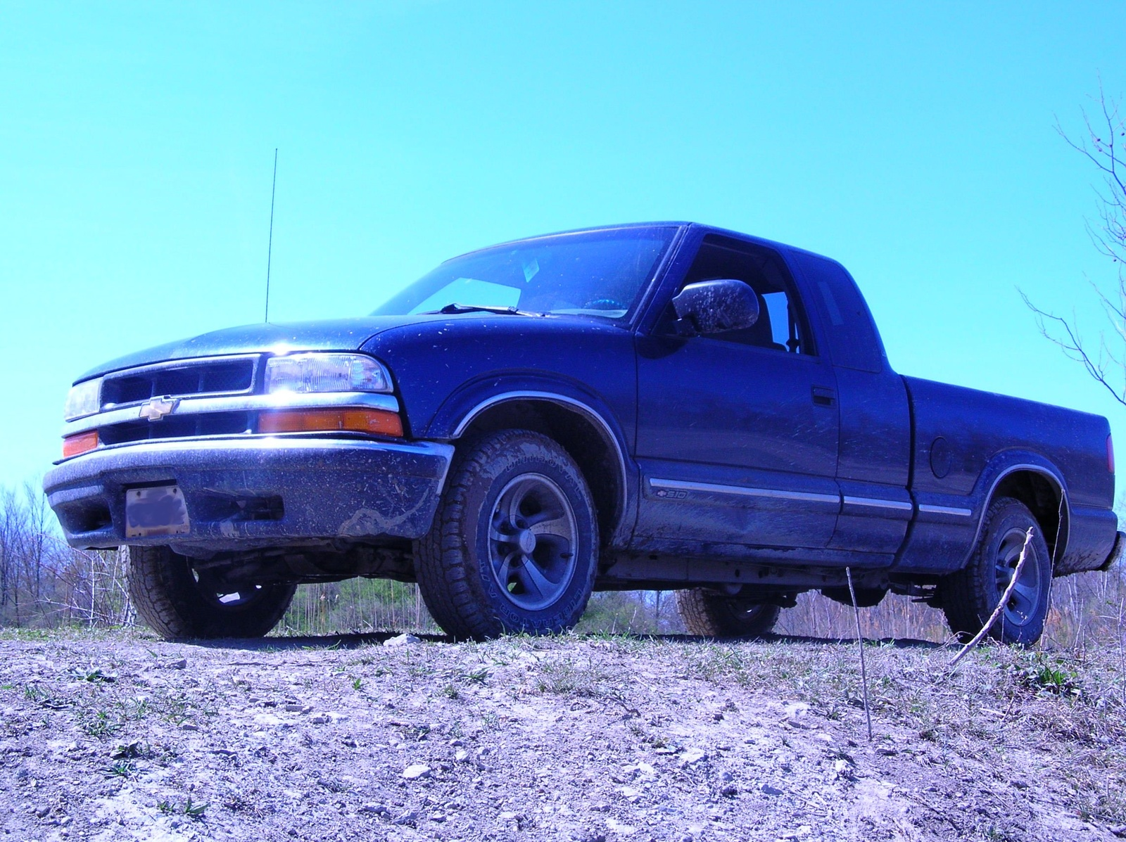 Picture of 2000 Chevrolet S-10 2 Dr LS Extended Cab SB, exterior