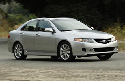 2004 Acura TSX 5-spd picture