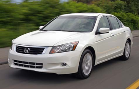 1994 honda accord. 2009 Honda Accord EX V6