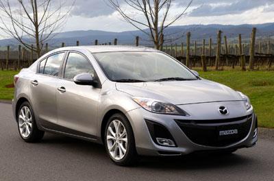Picture of 2009 Mazda MAZDA3 i Sport