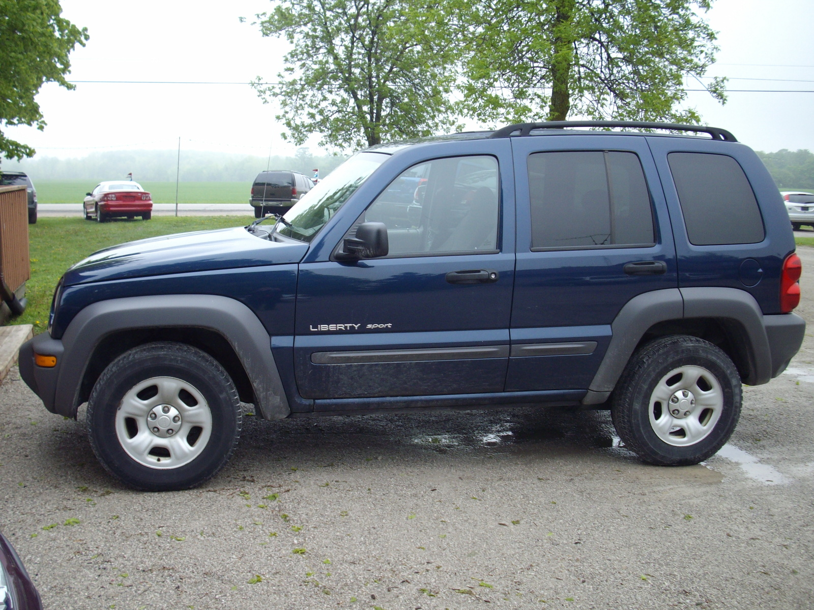 Jeep Liberty Used Car Review