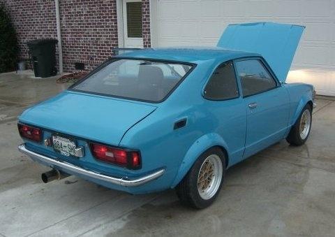 1972 Toyota Corolla