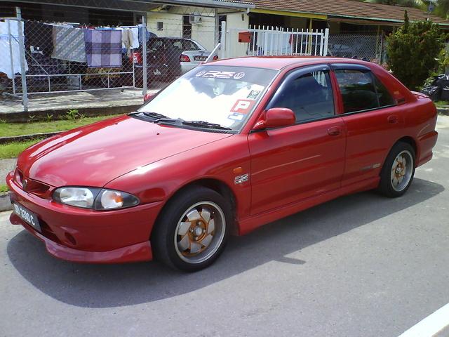 Picture of 2003 Proton Wira, exterior