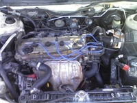 1996 Nissan Altima picture, engine