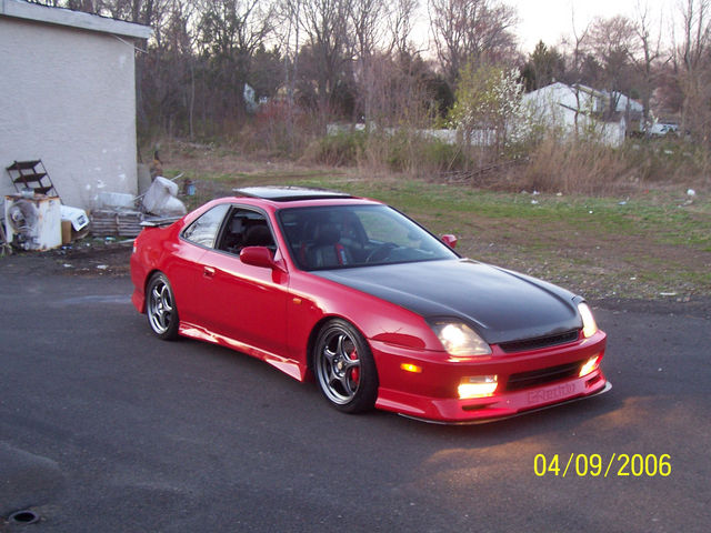 95 honda prelude for sale Images