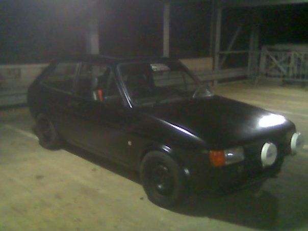 Picture of 1986 Ford Fiesta