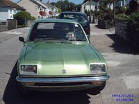 1979 Vauxhall Chevette Overview