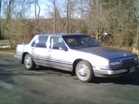 Picture of 1990 Buick LeSabre Custom Sedan, exterior
