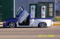 2004 Chevrolet S-10 4 Dr LS 4WD Crew Cab SB picture, exterior
