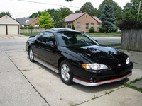 2002 Chevrolet Monte Carlo Overview