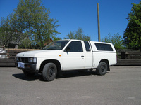 1993 Nissan King Cab 2 Dr STD Extended Cab SB picture, exterior