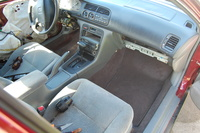1997 Honda Accord LX, 1997 Honda Accord 4 Dr LX Sedan picture, interior