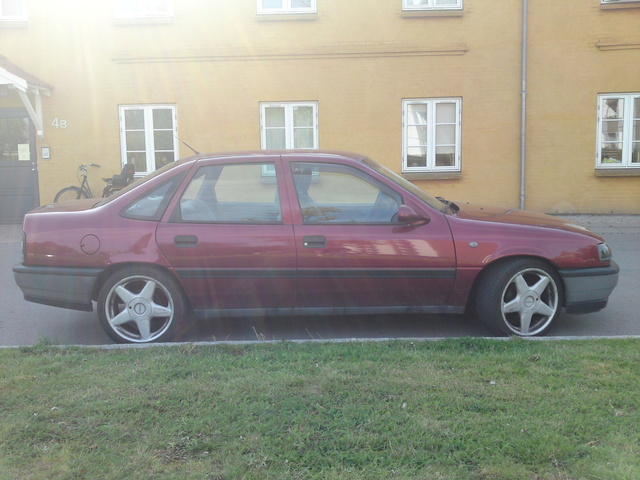 Picture of 1992 Opel Vectra