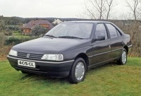 1992 Peugeot 405 Overview