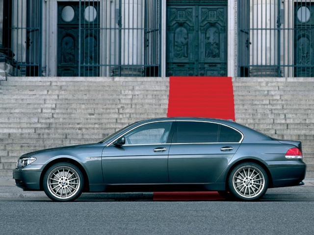 Picture of 2003 BMW 7 Series 760Li RWD, exterior, gallery_worthy