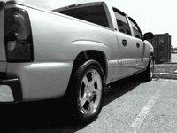 Picture of 2005 Chevrolet Silverado 1500 LS Crew Cab 2WD, exterior, gallery_worthy