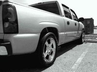 Picture of 2005 Chevrolet Silverado 1500 LS Crew Cab 2WD, exterior