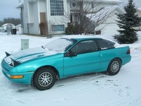 1992 Ford Probe GL, 1992 Ford Probe 2 Dr GL Hatchback picture, exterior